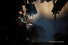 Pierre Bastien - Sala Vanni, Firenze, 14 febbraio 2020 - Foto di E. Birardi