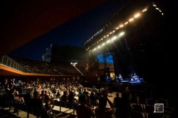 Max Gazzè - Auditorium Parco della Musica, Roma, 4 luglio 2020 - Foto di M. Portanova
