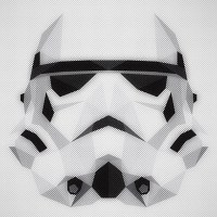 The Force Is Strong with These Star Wars Illustrations