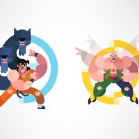 Awesome Animated GIFs of Popular Manga Are a Treat to Behold