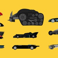 10 Batmobile Evolution Over 75 Years