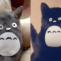 Cats in Japan Are Now Dressing Up Like Totoro
