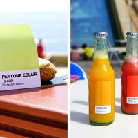 Taste the Color of the Rainbow at Pantone Cafe in Monaco