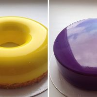 Ultra Shiny Glaze Make Crazy Reflective Cakes