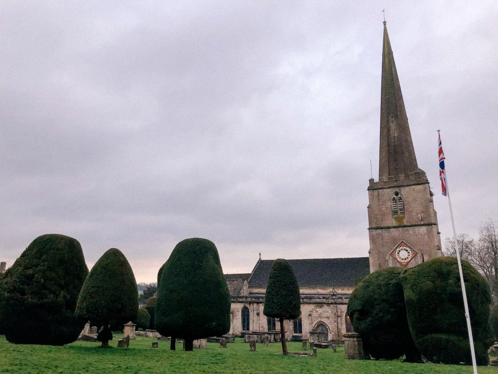 Painswick, Stroud, Gloucestershire, UK, English Countryside, The Cotswolds, St. Mary's Church