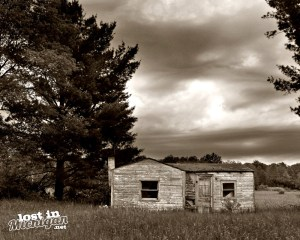 Thompsonville Shack