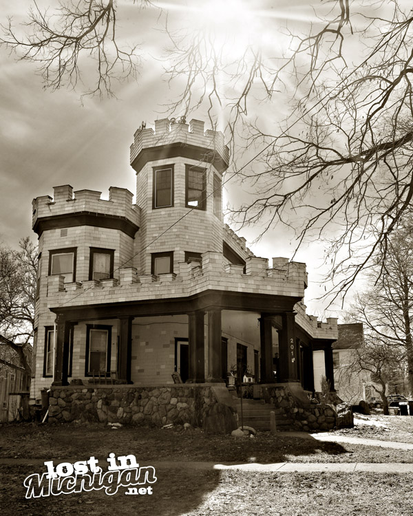 manchester michigan castle house