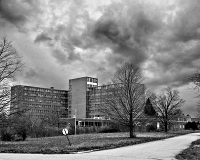 northville phsycic hospital bw