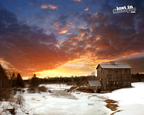 elowski mill posen Michigan