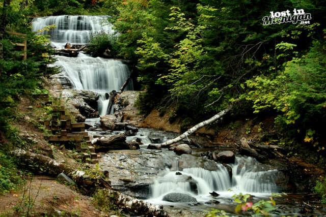 Sable Falls Michigan