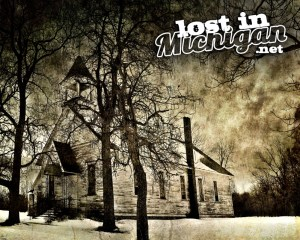 Rattle Run Michigan Murder Church