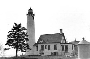 Poverty Island Lighthouse