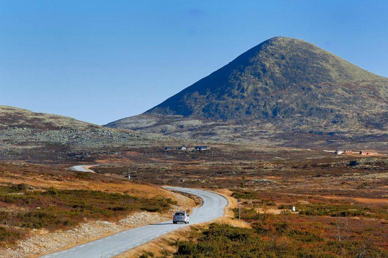 Nationaal Toeristische Routes - De uitgestrekte vlaktes van Rondane National Park