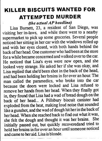 Killer Biscuits