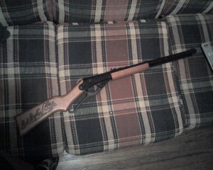 An Offical Red Ryder