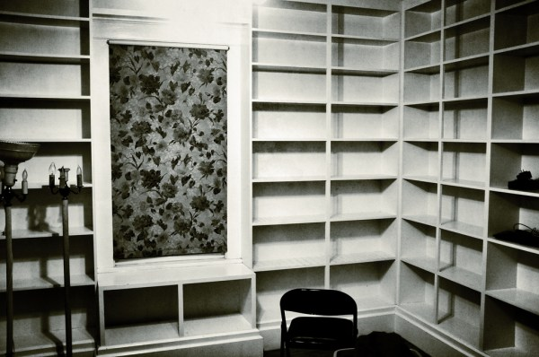 Day 120: Empty Library