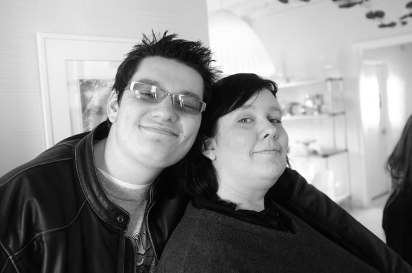 Day 133: Mother and Son