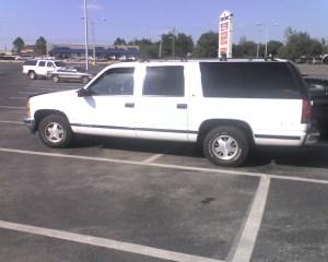 Okie Parking Skills
