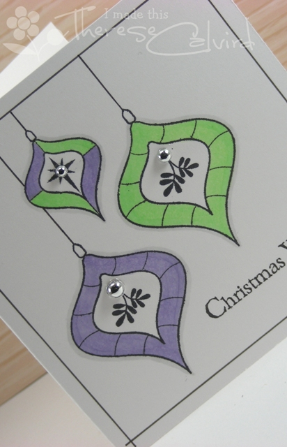 Christmas Wishes 1 - Detail