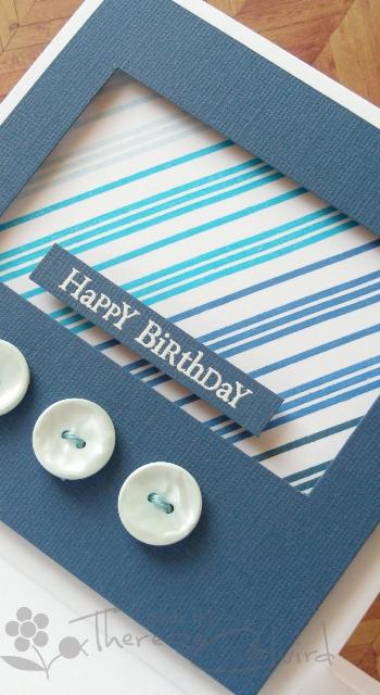Happy Birthday - Detail