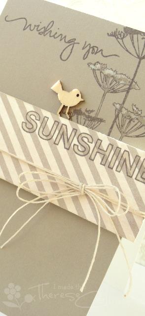 Sunshine - Detail