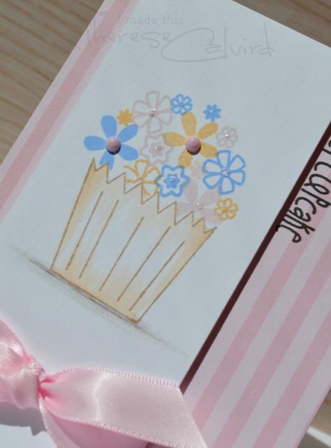 Hey Cupcake - Detail