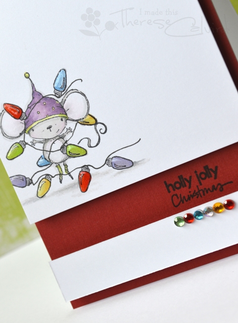 Holly Jolly - Detail