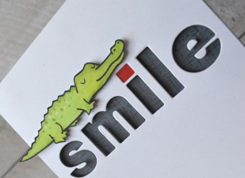 smile - Detail