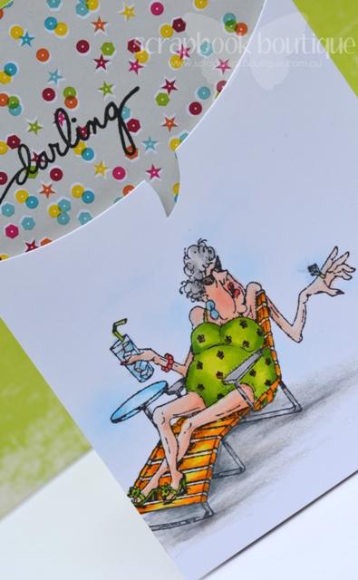 Edna Darling - Detail