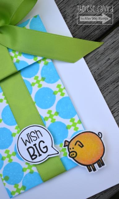 Wish BIG - Detail