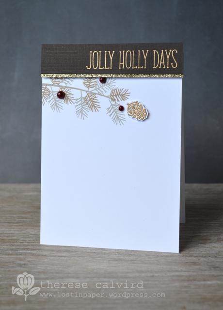 Jolly Holly Days