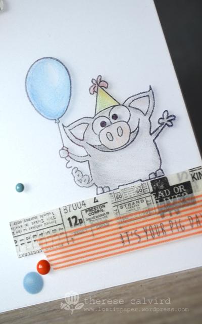 Pig Day - Detail