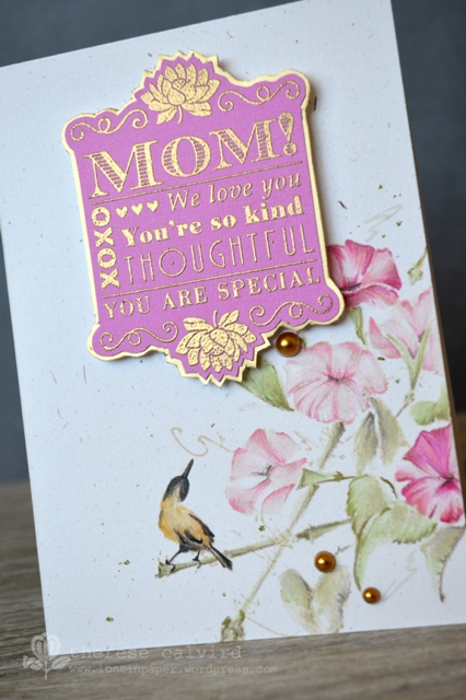 Mom - Detail
