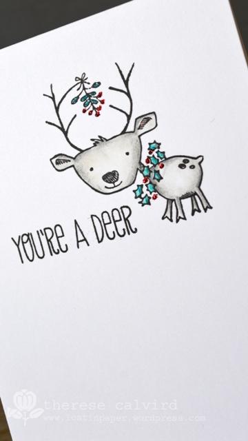 Deer - Detail