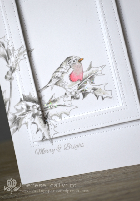 Merry & Bright - Detail