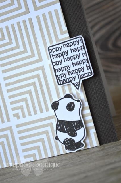 happy happy - Detail
