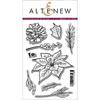 Poinsettia & Pine