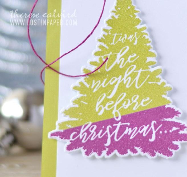 Lostinpaper - Altenew - Night Before Christmas (card) 1