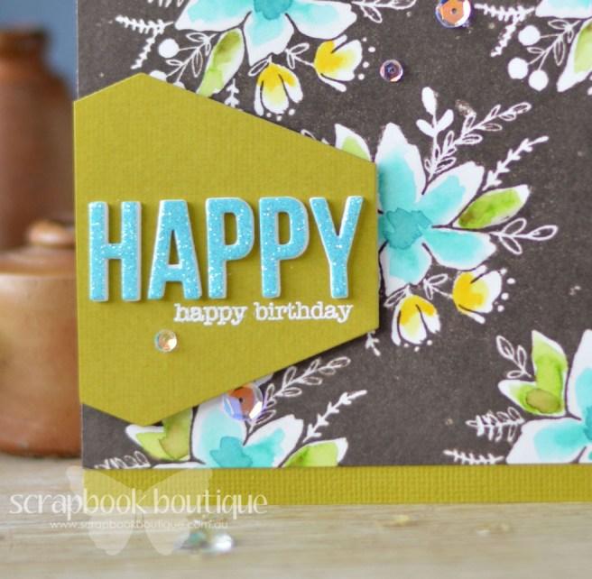 Lostinpaper - Concord & 9th - Blooms Fill In (card video) 1