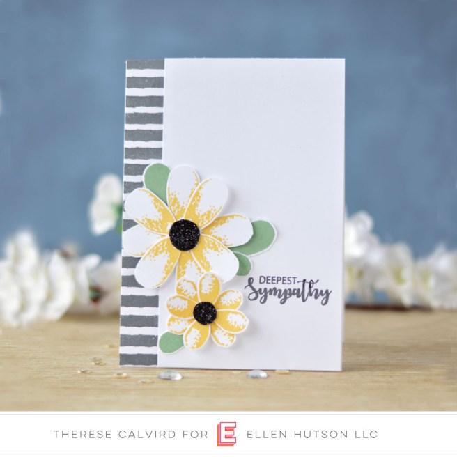 Lostinpaper - Catherine Pooler - Faithful Flutterings - Eat Sleep Create - Zen Collection (card) (1) copy