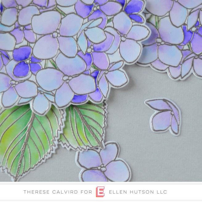 Ellen Hutson Color Trend Floral Fantasies May 2018 - Mondo Hydrangea - Therese Calvird (card video) 1 (1) copy