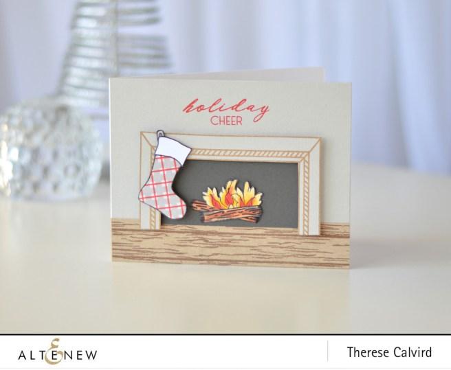 Altenew - Christmas Stockings - Starry Night - Therese Calvird (card) 1 copy