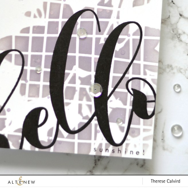 Altenew - Mega Greetings - Floral Drape - Wavy Grid - Take 2 with Therese (card video) (1) copy