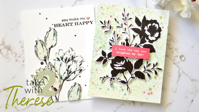 Altenew - Take 2 With Therese - Ink Sprays (card video) copy