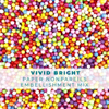 Vivid Bright Sprinkles