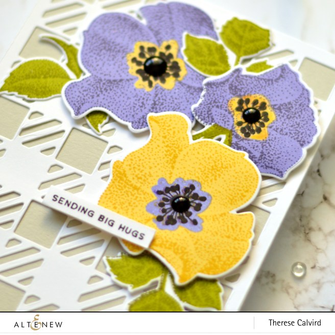 Atlenew - Peaceful Reverie - Take 2 With Therese (card video) 1 copy