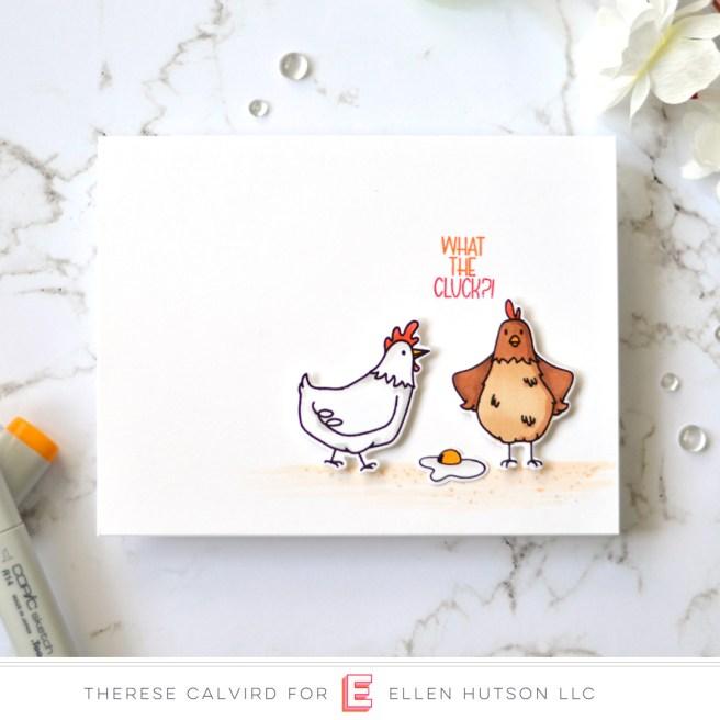 Lostinpaper - Ellen Hutson - Good Egg (card) 1 copy