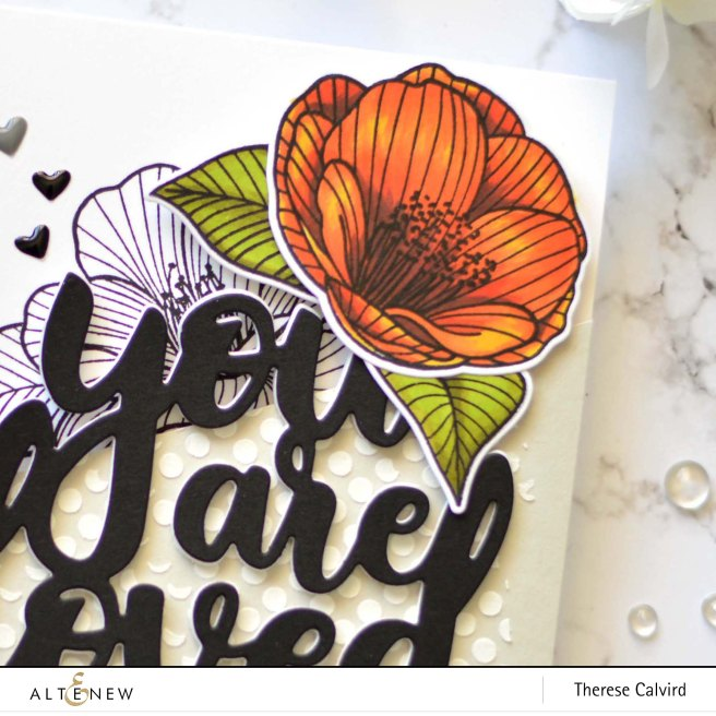 Altenew - Beloved Memories Creative Kit - Take 2 With Therese (card video) 1