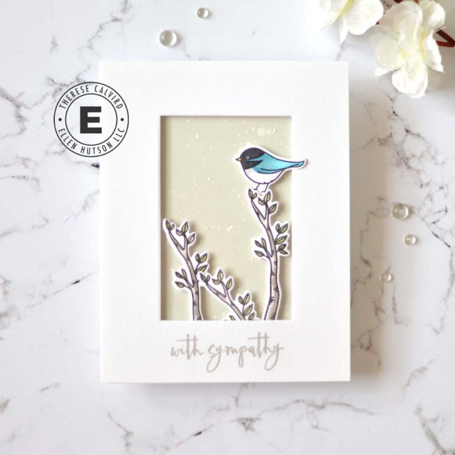 Lostinpaper - Ellen Hutson - Backyard Bird Friends (card video) 1 copy