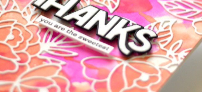 Altenew - Spring Roses - Bold Thanks - Therese Calvird (card) 1 copy